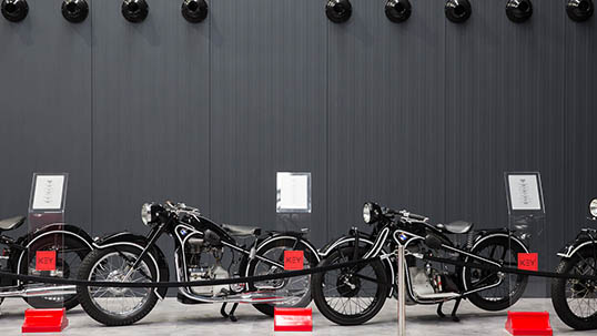 Motorcycle Collection, Key Museum