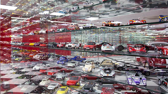 Toy Car Collection, Key Museum