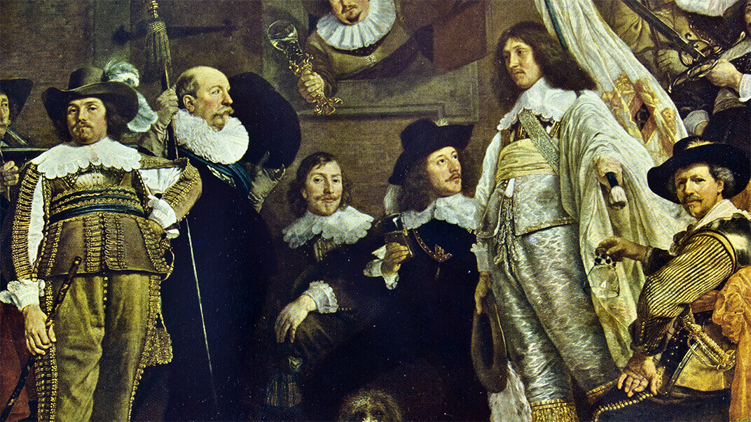 The company of captain roelof bicker